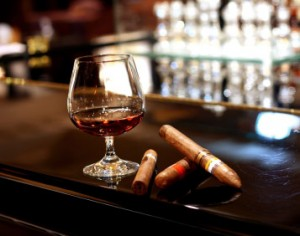 cigar and cordials parties bachelor party idea